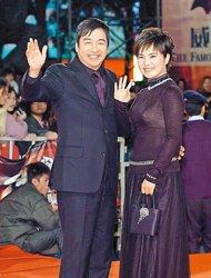 ▲李濤(左)、李艷秋是新聞界最呼風喚雨的夫妻檔。(資料照片)  …
