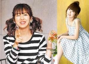 韩国歌手hari荷莉 郑圣京图片